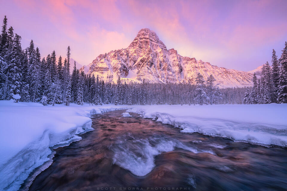 New Release | Canadian Rockies Winter